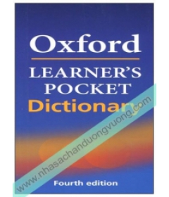 Oxford Learner's Pocket Dictionary